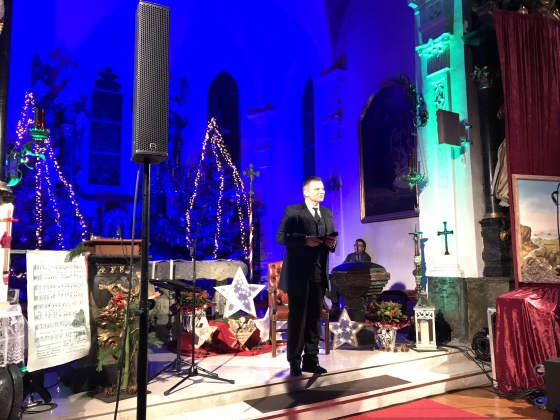 ABGESAGT: Zauber der Weihnacht mit Markus Wolfahrt 2020