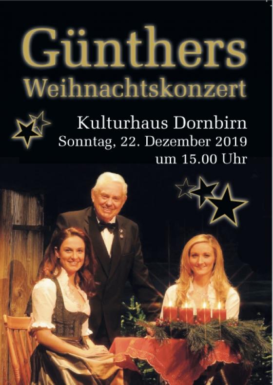Günthers Weihnachtskonzert