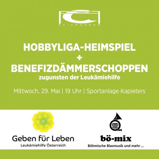 Benefiz-Dämmerschoppen des FC Fraxern