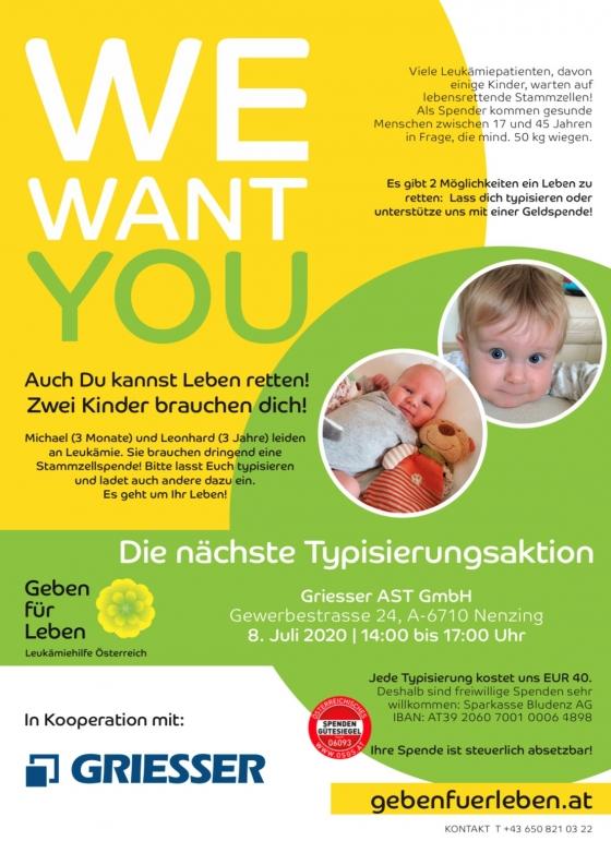 Firma Griesser in Nenzing / Vorarlberg