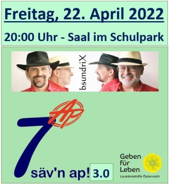 7. Bsundrix-Konzert in Bludenz
