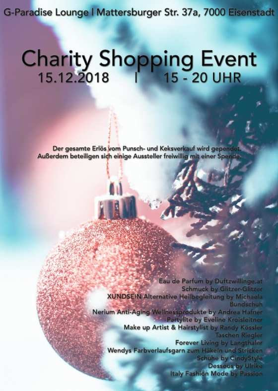 Charity Shopping in Eisenstadt