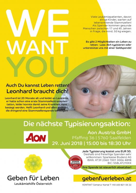 Saalfelden/Salzburg für Leonhard (1)