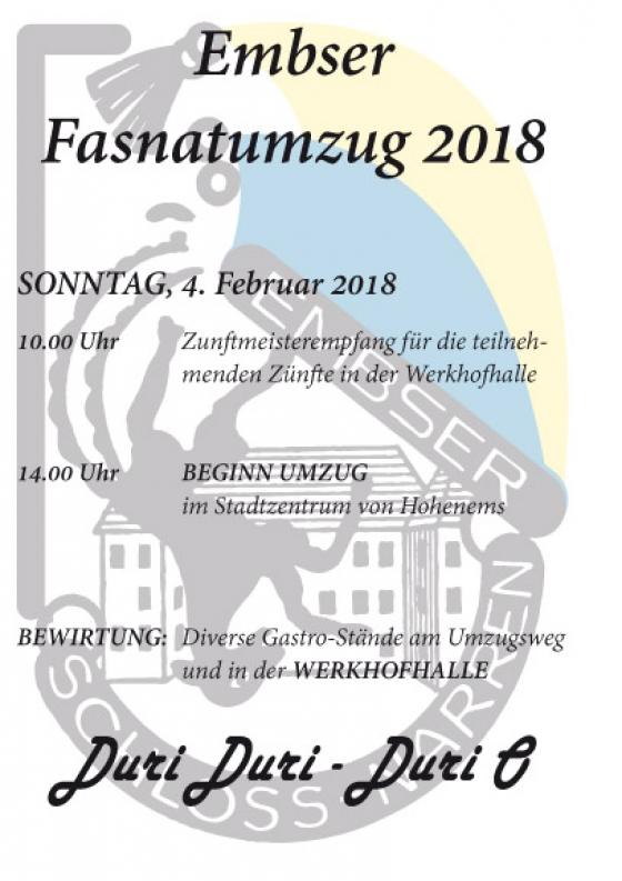 Embser Fasnat 2018
