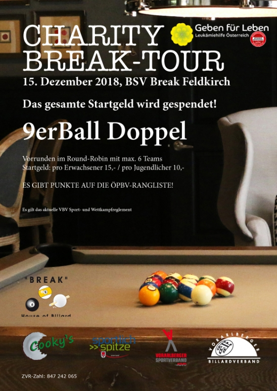 Benefiz Billard Turnier Finale