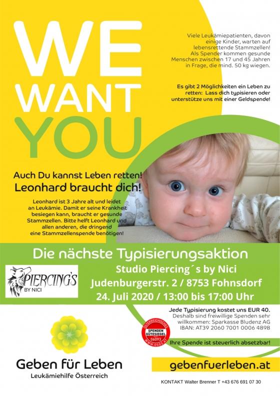 Studio Piercings by Nici in Fohnsdorf in der Steiermark
