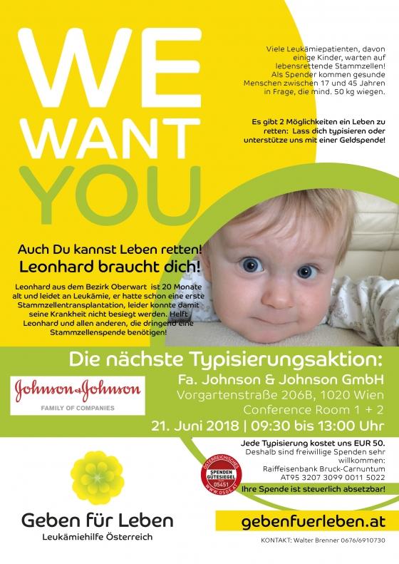 Firma Johnson & Johnson für Leonhard (1)