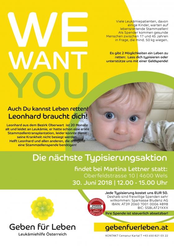 Wels für Leonhard (1)