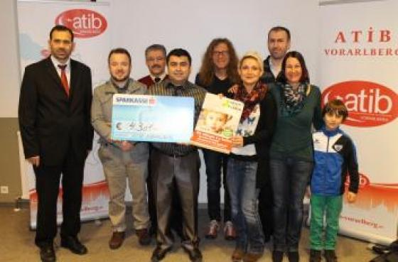 ATIB spendet € 4.301!