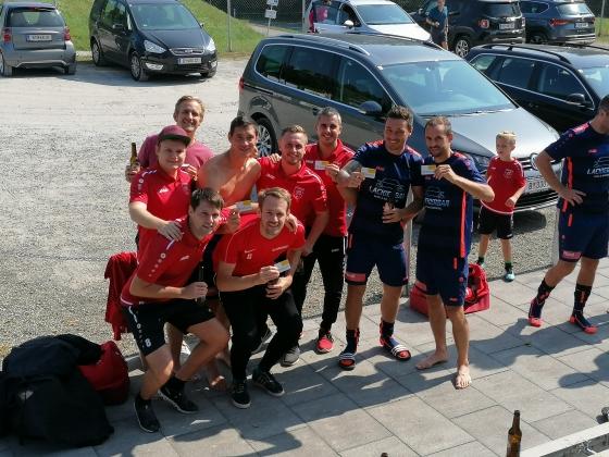 61 Typisierungen beim FC Rotenberg in Langenegg / Vorarlberg