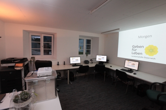 Eröffnung unseres ersten Büros