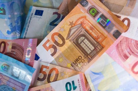 Wir sind für jeden Euro dankbar