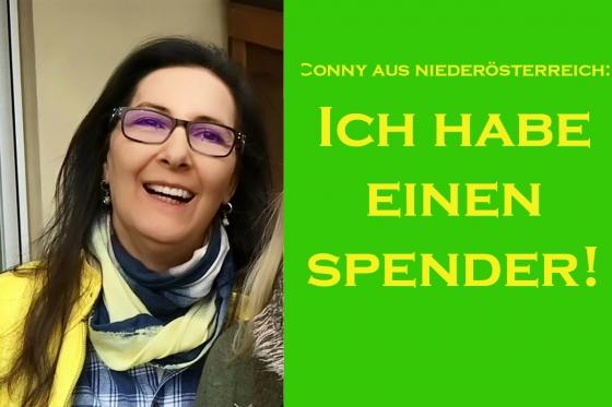 Conny hat einen Spender!