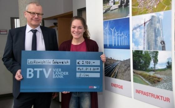 € 2.100,- von der Bernard Ingenieure ZT GmbH