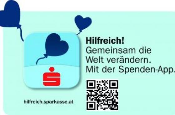 Jetzt neu: Spenden-App!