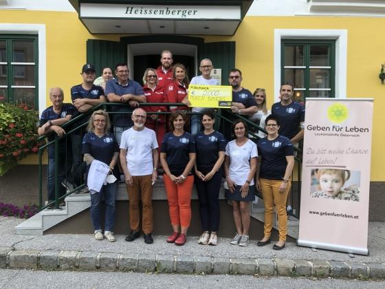 78 Typisierungen in Krumbach / Niederösterreich