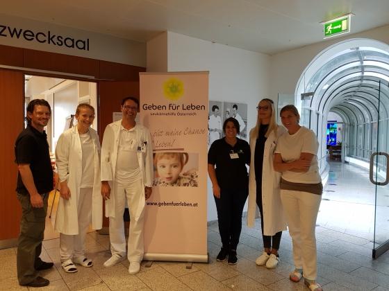 Interne Aktion im Krankenhaus Kufstein mit 220 Neutypisierungen