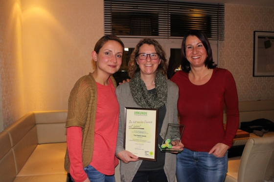 Dreijähriges Mädchen aus Polen bekommt Spende aus Vorarlberg