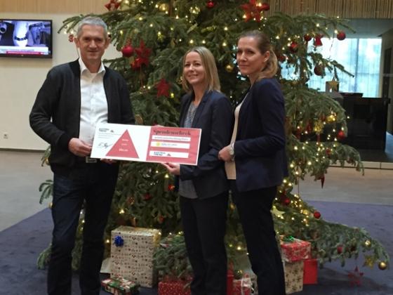Austria Trend Hotels spenden € 880,-