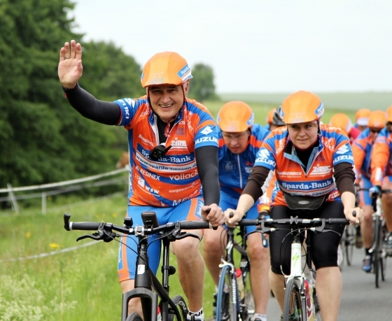 Noch 11 Plätze für Tagesfahrer bei Tour der Hoffnung