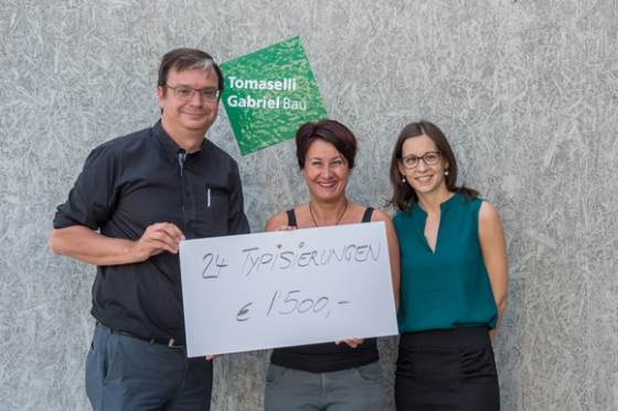 Firmentypisierung bei Tomaselli Gabriel