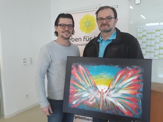 Benefiz-Ausstellung von Helmut Pitsch