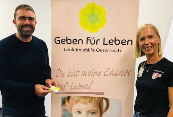 18 Typisierungen bei der FirmaDorner in Egg / Vorarlberg
