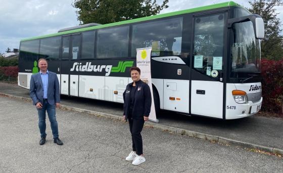 28 Typisierungen bei Firma Südburg im Burgenland