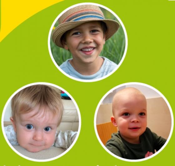 Überwältigende Hilfe für drei junge Buben!