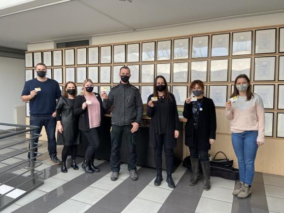 14 Typisierungen bei Tschabrun GmbH in Rankweil