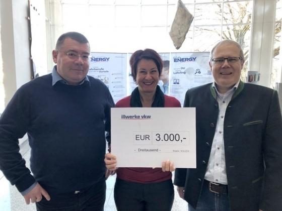 € 3.000,- nach Weihnachtsaktion von VKW