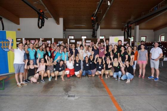 619 Neutypisierungen und über € 25.000,- an Spenden in Kramsach
