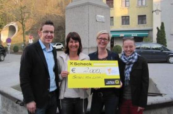 JGV spendet € 2000!
