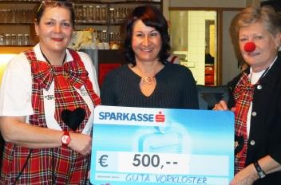 € 500 von GUTA Vorkloster!
