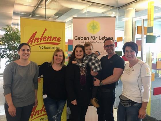 159 Neutypisierungen beiAntenne Vorarlberg