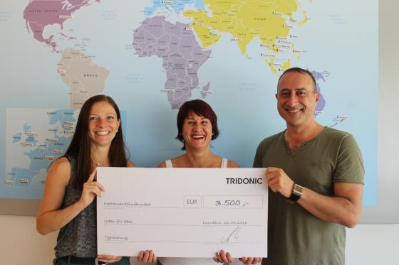 Erfolgreiche Firmentypisierung bei Tridonic