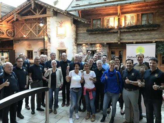 € 10.000 vom Rotary Club Imst-Landeck