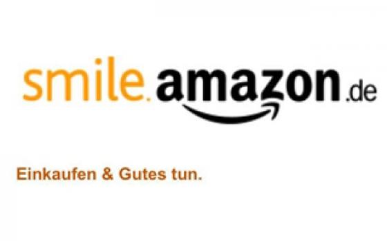 Einkäufe bei Amazon Smile brachten schon über € 6.000,-