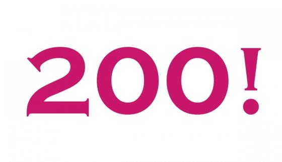 Wir haben über 200 LebensretterInnen!