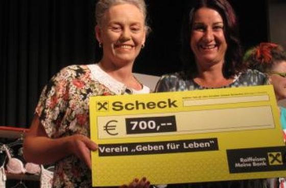 Theater Doren spendet € 700!