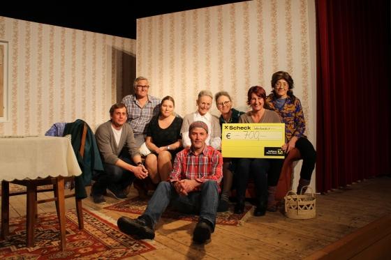 € 700,- vom Theater Doren nach Premiere