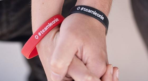 #teamleonie - Berührende Produkte im Kampf gegen Leukämie