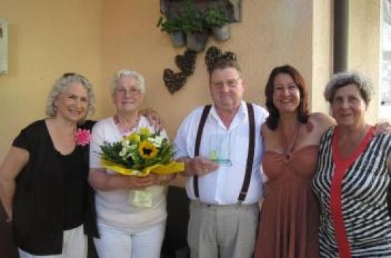 Award für Ehepaar Lampert!