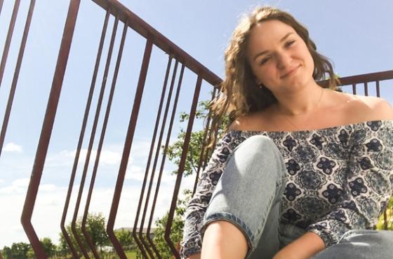 Unsere 208 Spenderin ist Julia aus dem Burgenland
