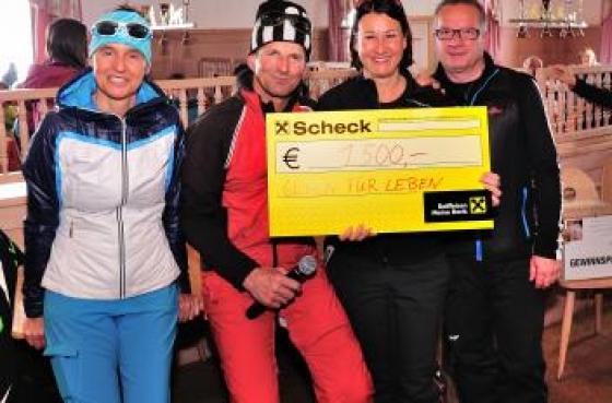 € 1.500 durch Diedams Extrem!