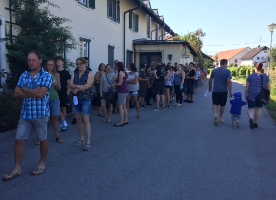 824 Typisierungen in Munderfing / Oberösterreich