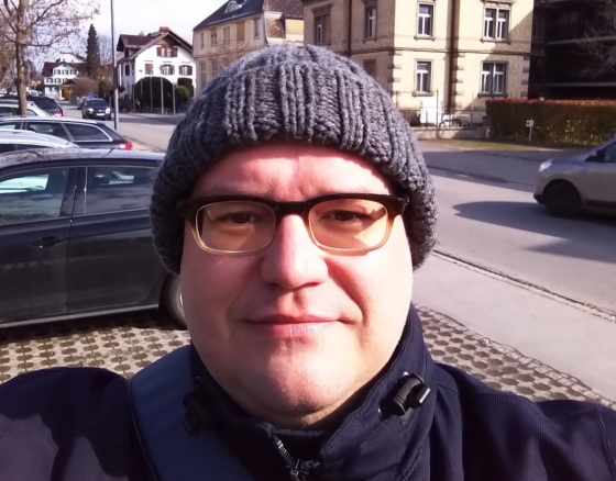 Unser 255. Spender ist Stephan aus Vorarlberg