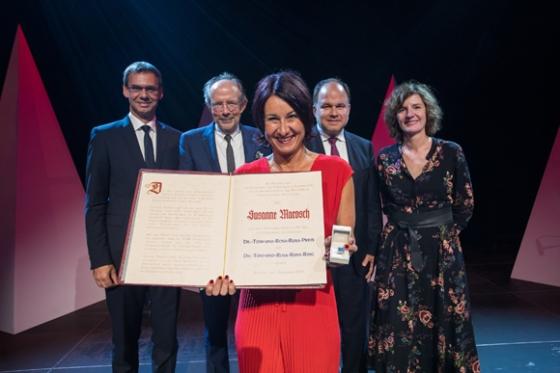 50. Russ-Preis geht an Susanne Marosch