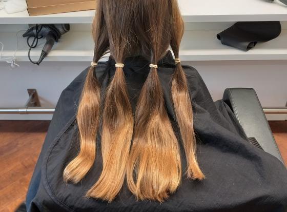 Haarspende statt Stammzellspende