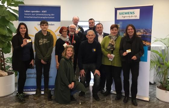 43 Neutypisierungen bei Siemens Mobility in Wien